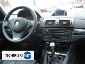 inchirieri masini BMW X3 Interior