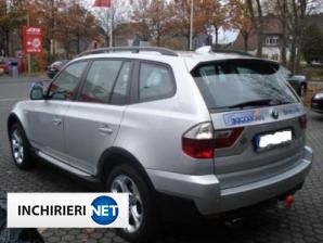 inchirieri masini BMW X3 Spate