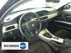 BMW 320i Interior