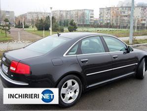Audi A8 Spate