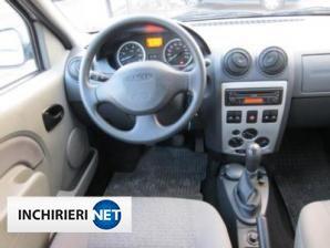 inchirieri masini Dacia Logan Interior