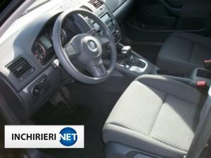 VW Jetta Interior