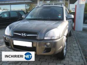 Hyundai Tucson Fata