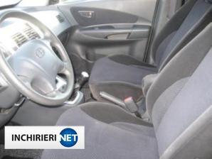 inchirieri masini Hyundai Tucson Interior
