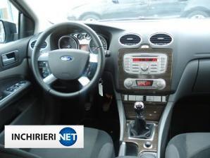 inchirieri masini Ford Fusion Interior