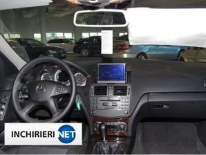 Mercedes C220 Interior