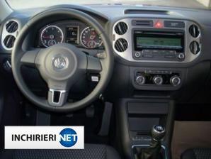 inchirieri masini VW Tiguan Interior