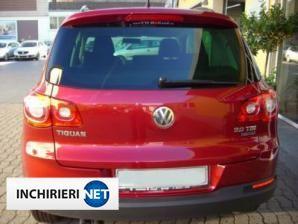 inchirieri masini VW Tiguan Spate