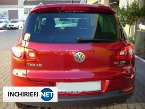 VW Tiguan Spate