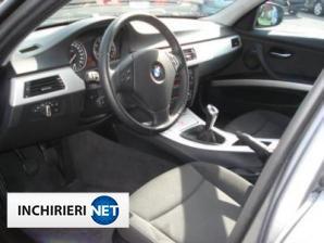 BMW 318i Interior