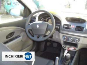 inchirieri masini Renault Megane Interior