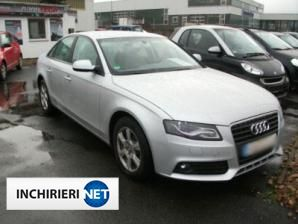 Audi A4 Lateral