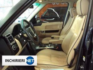 inchirieri masini Range Rover Interior