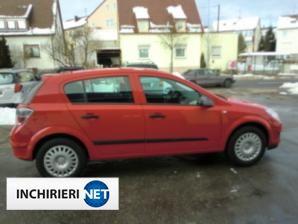 inchirieri masini Opel Astra Lateral