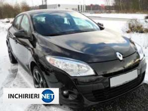 inchirieri masini Renault Megane Fata