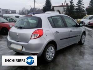 inchirieri masini Renault Clio Lateral