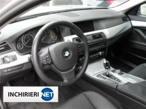 BMW 525i Interior