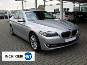 BMW 525i Lateral