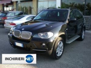 BMW X5 Fata