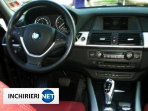 inchirieri masini BMW X5 Interior