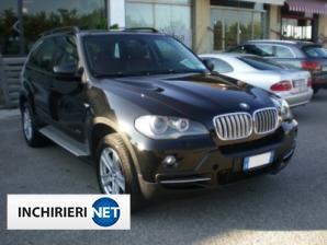 inchirieri masini BMW X5 Lateral