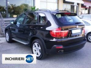 inchirieri masini BMW X5 Spate