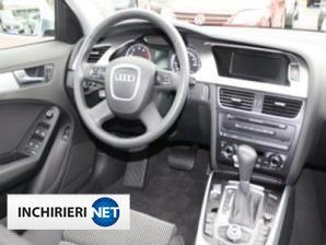 inchirieri masini Audi A4 Interior