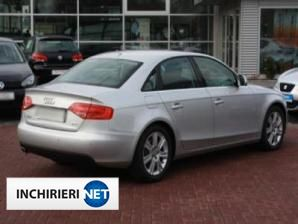 inchirieri masini Audi A4 Spate