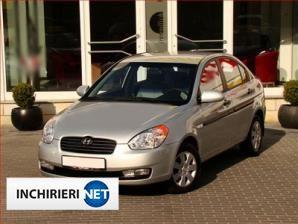 inchirieri masini Hyundai Accent Fata