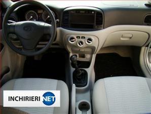 inchirieri masini Hyundai Accent Interior