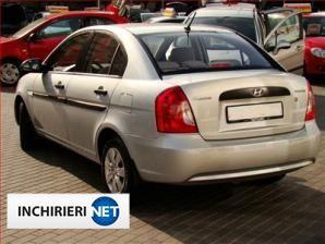 inchirieri masini Hyundai Accent Spate
