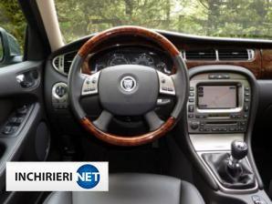 Jaguar X-Type Interior