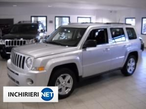 Jeep Patriot Lateral