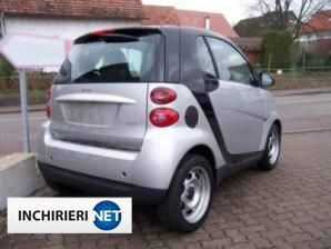 Smart ForTwo Spate