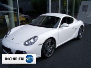 Porsche Cayman Fata