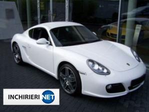 Porsche Cayman Lateral