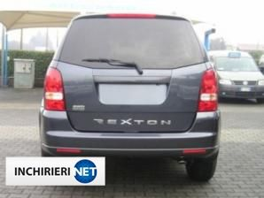 Ssangyong Spate