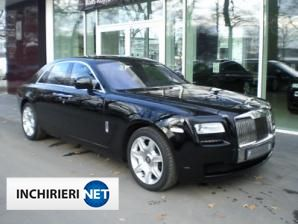Rolls Royce Ghost Lateral