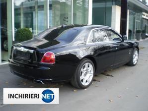 Rolls Royce Ghost Spate