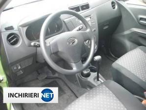 Daihatsu Cuore Interior