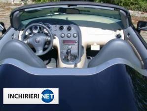inchirieri masini Pontiac Solstice Interior