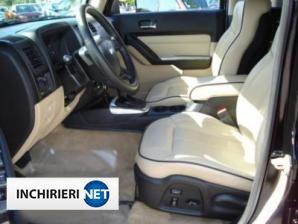 Hummer H3 Interior