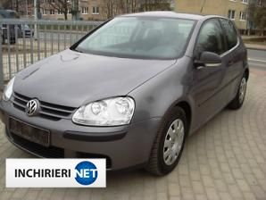 VW Golf Lateral
