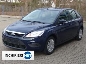 Ford Focus Fata