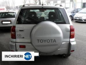 Toyota RAV4 Spate