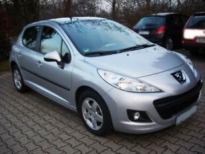 Peugeot 207 Lateral