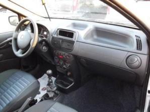 Fiat Punto Interior