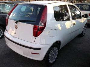Fiat Punto Spate