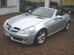 Mercedes SLK 200 Fata