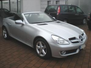 Mercedes SLK 200 Lateral